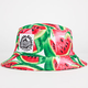 MILKCRATE ATHLETICS Watermelon Mens Bucket Hat
