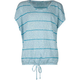 FULL TILT Knit Stripe Girls Top
