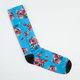 VANS Star Wars Yoda Aloha Mens Crew Socks