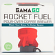 GAMA GO Rocket Fuel Coffee Drip