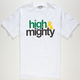 MIGHTY HEALTHY High & Mighty Mens T-Shirt