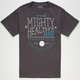 MIGHTY HEALTHY America's Best Mens T-Shirt
