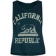 FULL TILT Cali Bear Girls Swing Tank