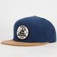 KR3W Skullhead Hybrid Snapback Hat