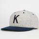 KR3W Robinson Slider Mens Strapback Hat
