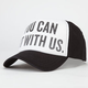 ELEMENT Kind Campaign You Can Sit With Us Womens Snapback Hat