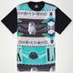 LAST KINGS Emerald City Mens T-Shirt