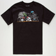 METAL MULISHA Skate Boys T-Shirt