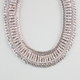 FULL TILT Rhinestone Chain Collar Necklace