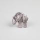 FULL TILT Filigree Elephant Ring