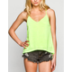 FULL TILT Cinch Back Womens Tank