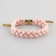 RASTACLAT Sacagawea Shoelace Bracelet