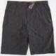 SUBCULTURE Postal Stripe Mens Shorts