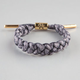 RASTACLAT Kings Shoelace Bracelet