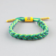 RASTACLAT Brazil Braided Shoelace Bracelet