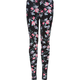 FULL TILT Bright Floral Print Girls Leggings