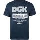 DGK Labeled Mens T-Shirt
