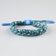 RASTACLAT Peacock Shoelace Bracelet