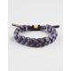 RASTACLAT Chevron Shoelace Bracelet