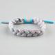 RASTACLAT Tangerine Shoelace Bracelet