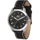 VESTAL Heirloom Leather Watch