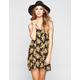 FULL TILT Floral Print Slip Dress