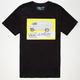 CAPTAIN FIN Vans Photo Mens T-Shirt