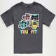 TRUKFIT Truk Puzzle Boys T-Shirt