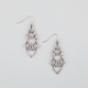 FULL TILT Cut Out Geometric Earrings