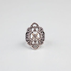FULL TILT Filigree Ring