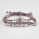 FULL TILT 3 Piece Bead/Chain Bracelets