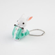 GAMA GO Scooter Bunny Light-Up LED Keychain