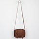 UNDER ONE SKY Perforated Faux Leather Crossbody Bag