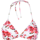 GUESS Smell The Roses Womens Swimsuit Top