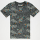MICROS Origami Boys Pocket Tee