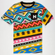 NEFF Meso Boys Pocket Tee