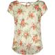 FULL TILT Floral Print Girls Tie Back Top