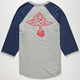LRG Research Collective Mens Baseball Tee