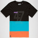LRG Retro Revival Reflective Mens T-Shirt