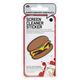 Hamburger Phone Screen Cleaner Sticker