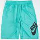 NIKE SB Solid Swoosh Mesh Boys Shorts