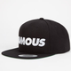 FAMOUS STARS & STRAPS S.A.S. Mens Snapback Hat