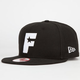 FAMOUS STARS  & STRAPS F-Flat Mens Snapback Hat