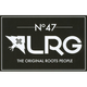 LRG Original Roots Sticker