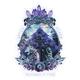 LRG Purple Tree Sticker