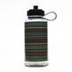 Tribal Print Water Bottle