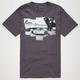 CUTLASS Beach Bowl Mens T-Shirt