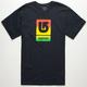 BURTON Logo Eclipse Mens T-Shirt