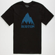 BURTON Classic Mountain Mens T-Shirt