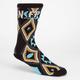 NEFF Tribal Mens Crew Socks